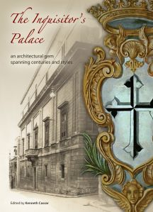 New Heritage Malta publication on the Inquisitor's Palace