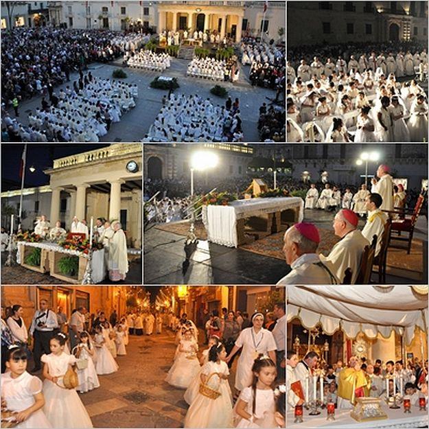 Centenary of the International Eucharistic Congress