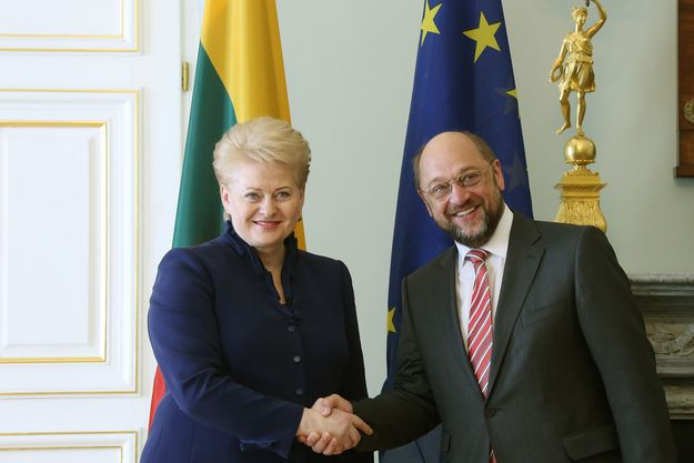 Lithuania moves to EU helm as agreement found on budget