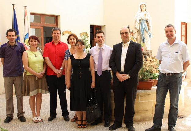 MUT hosts Bulgarian trade union delegation in Gozo & Malta