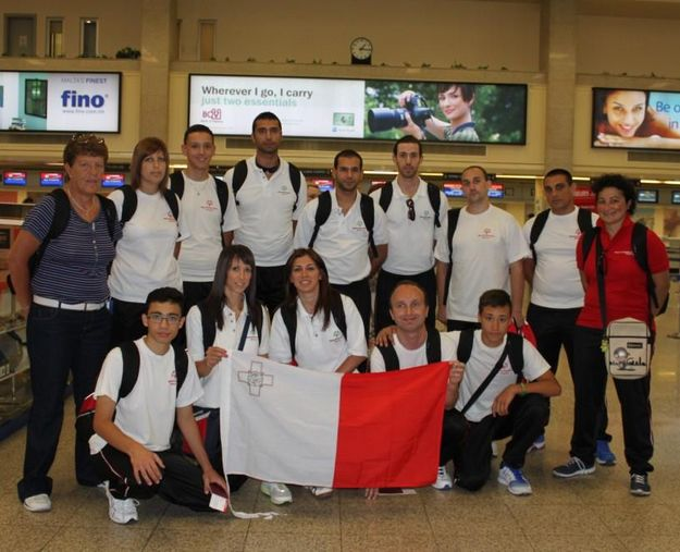 The Vodafone Malta Foundation supports Maltese Athletes