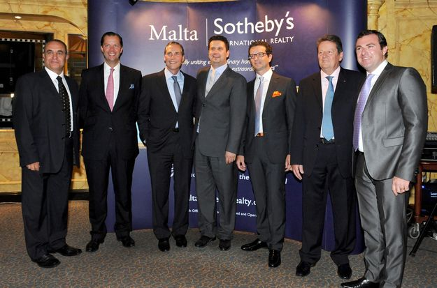 Malta Sotheby's International launch complements the GRP