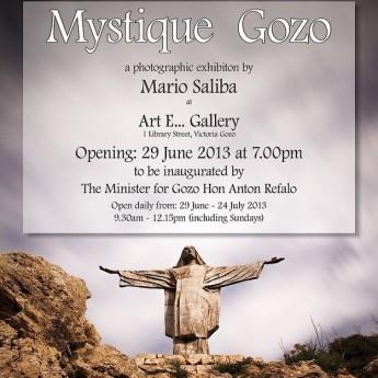 'Mystique Gozo' - A photographic exhibition by Mario Saliba