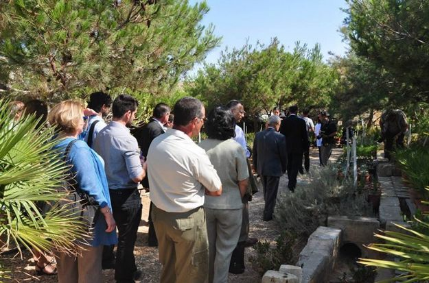 Inauguration of the Gaia Foundation Peace Grove