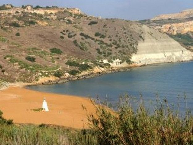 Ramla Bay clean-up carried out under supervision - MEPA