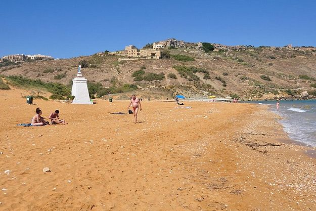 Frenchman's body recovered from sea at Ramla l-Hamra Bay, Gozo