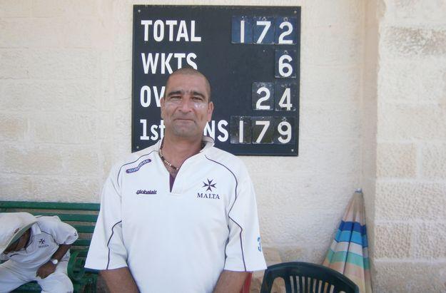 Marsa team beat Melita CC and head Summer league table