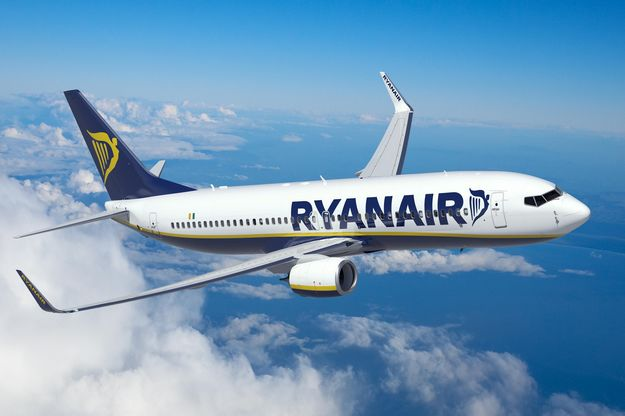 Ryanair one-day seat sale with up to 20% off all routes