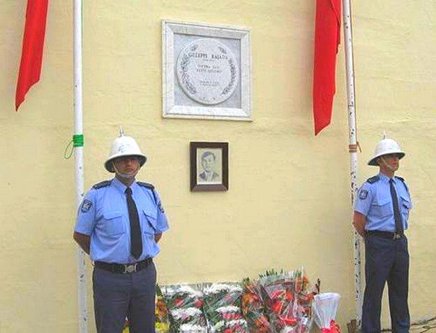 The Sette Giugno riots commemorated in Xaghra ceremony