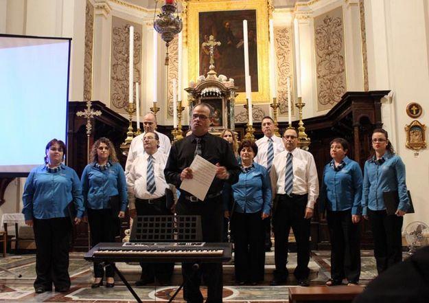 'T'Adoriam Ostia Divina' a concert of Eucharistic Hymns