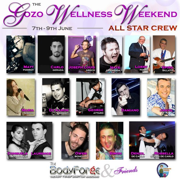 Gozo Wellness Weekend - Get fit, have fun and help Puttinu