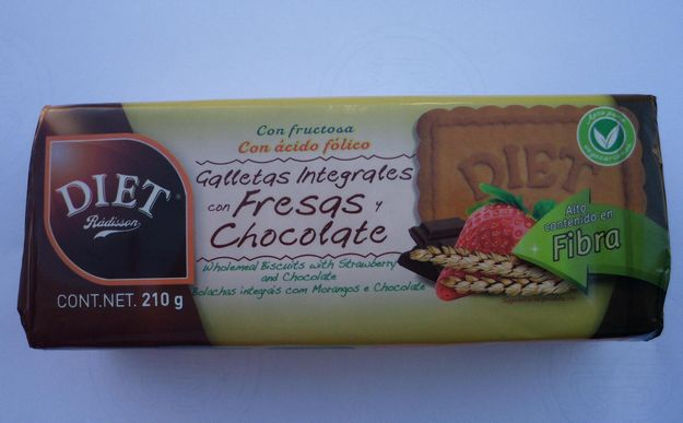 Recall on strawberry & chocolate DIET wholemeal biscuits