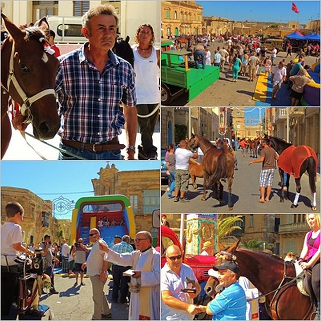 Fiori D'Argenta 2013 enjoyed by large crowds in Xewkija