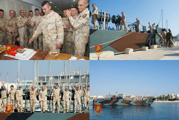 AFM deploys troops to Somalia on EU anti-piracy mission