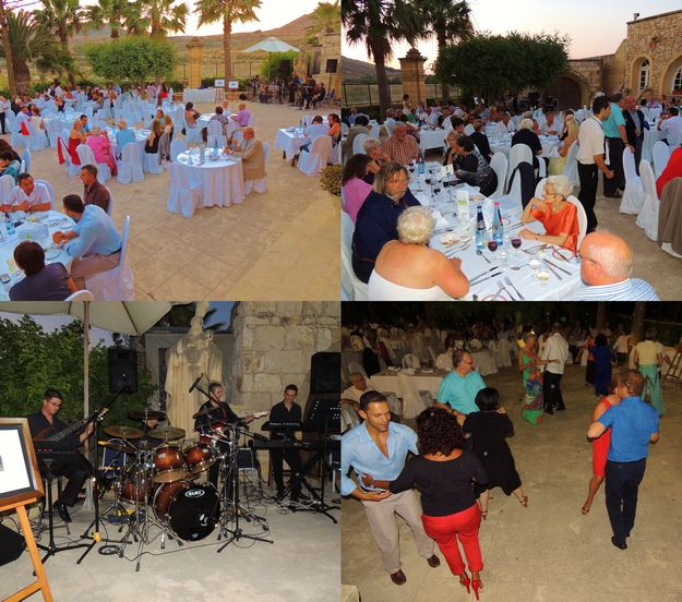 Magical evening under the stars with Gozo CCU Foundation