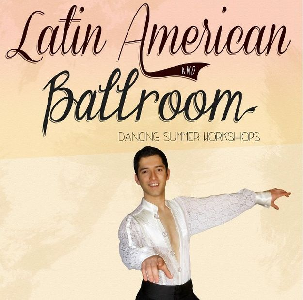 Ballroom and Latin American Summer Workshops in Gozo