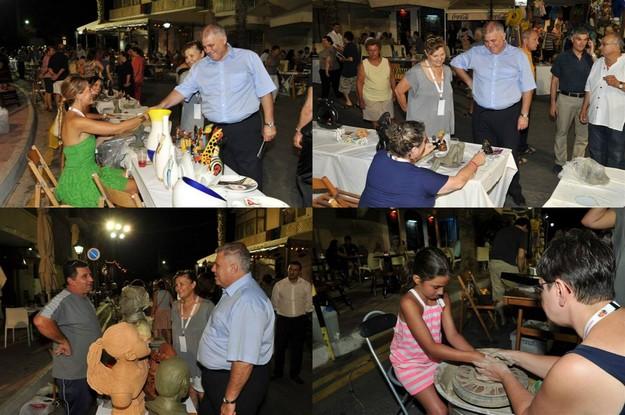 Gozo Cerammics Festival - 2nd edition next Saturday in Xlendi Bay