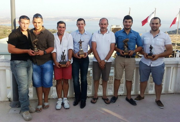 Clifford Debattista named as Gozo RC Player of the Year