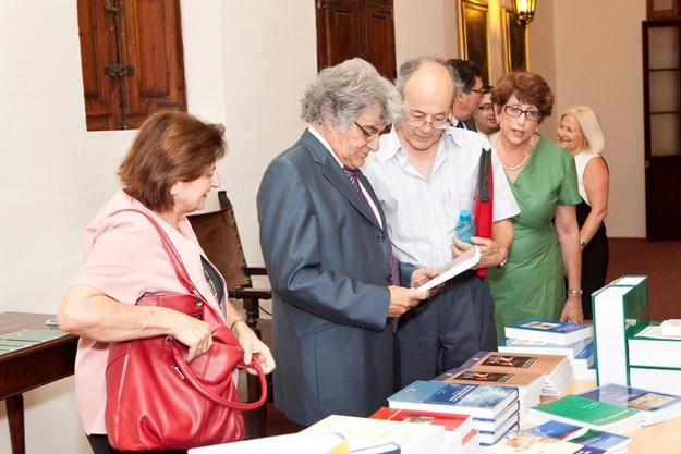 The Malta University Press launches four new books