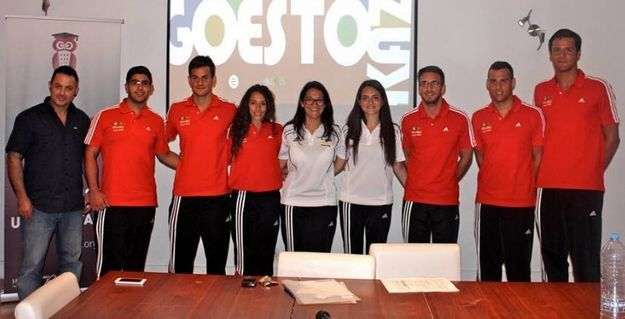MUSC team in Russia to compete in Universiade 2013