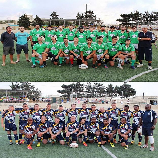 British Army win warm up match against Gozo RL Invitational