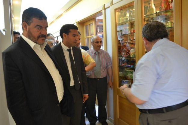 Tunisian delegation visits The Magro Food Village in Gozo