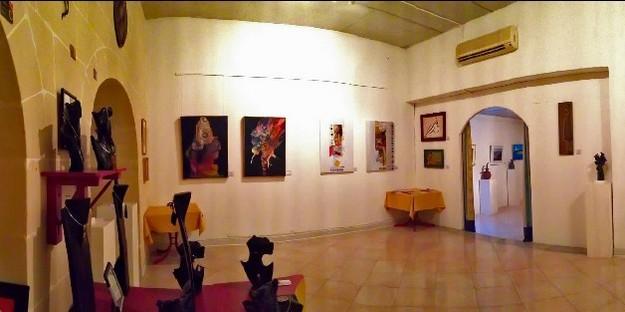 'Ir-Rokna tal-Kreattività mà Amina Contin' inauguration