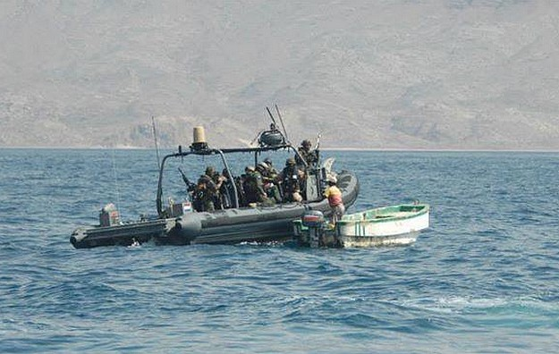 European Union to lead international counter piracy efforts in 2014