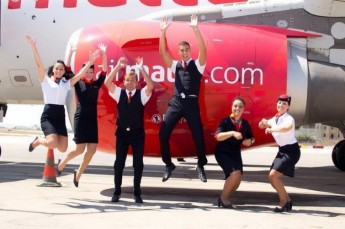 Air Malta introduces new catering services and uniform