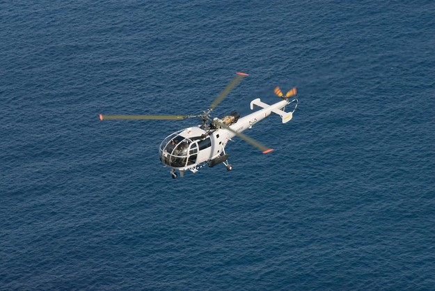 AFM medical evacuation from fishing trawler off Gozo coast