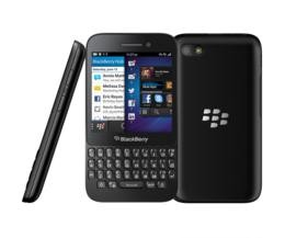The BlackBerry® Q5 smartphone is now available at GO