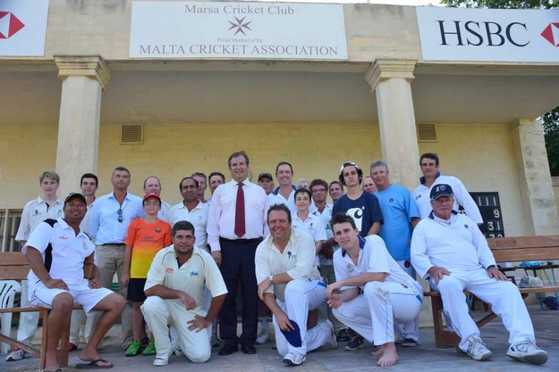 Marsa CC attempt a whitewash of the Cricketers Club of NSW