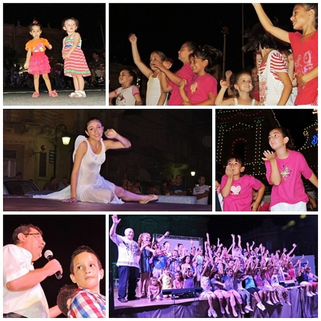 Xaghra children take part in event of fun and entertainment