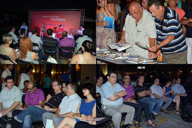 'Europe that I would like to live in' Citizen's dialogue in Gozo