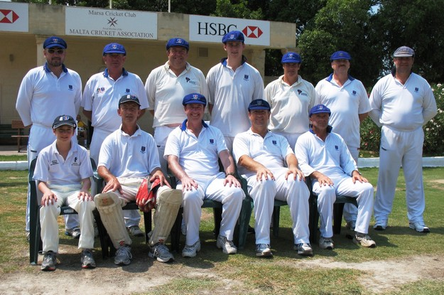 Cricketers from NSW travel to Malta to take on locals Marsa