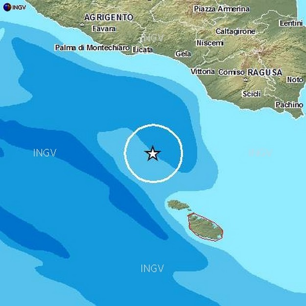 3.7 magnitude eathquake recorded 30km north of Gozo