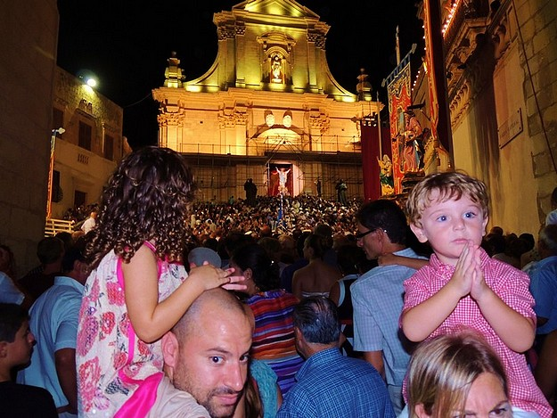 The Feast of Santa Marija comes to a close in Victoria