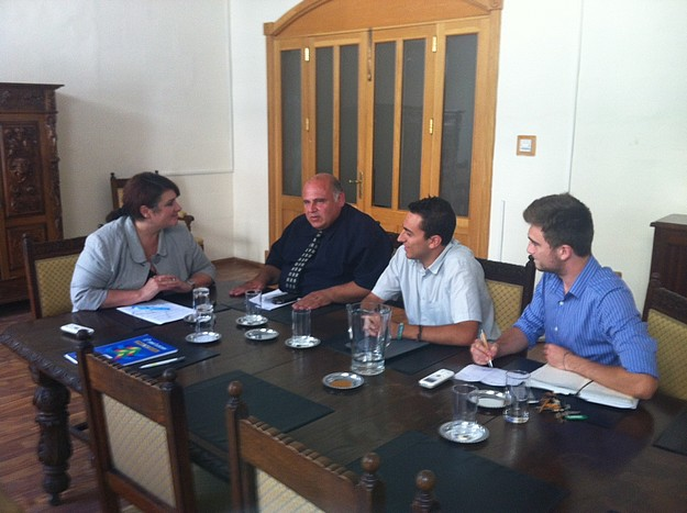 Gozo NGOs Committee meet with Minister Helena Dalli