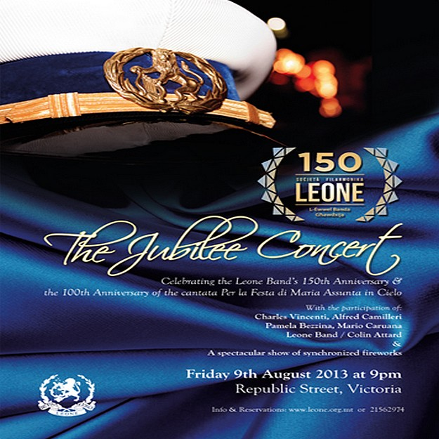 'Leone150' - The Jubilee Concert with music and fireworks
