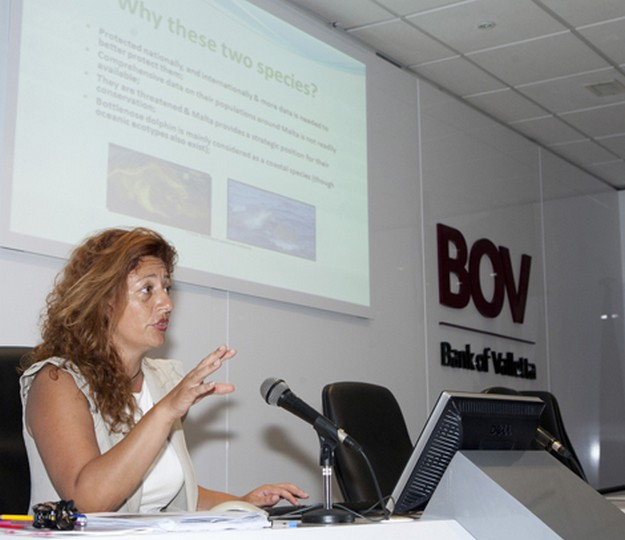 BOV supports LIFE+ Migrate Project for Dolphins and Turtles