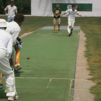 Krishna CC & Overseas CC battle it out to gain a first win