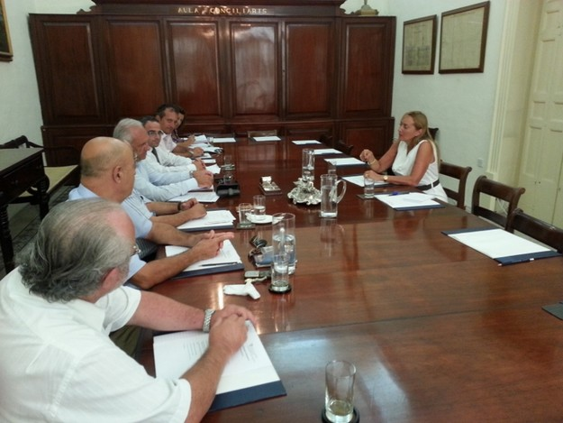 MEP meets the Malta Chamber of Commerce, Ent. and Ind