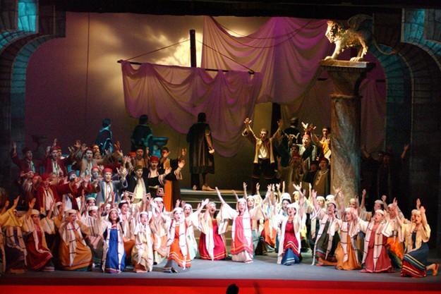 Otello to open the twelfth edition of Festival Mediterranea