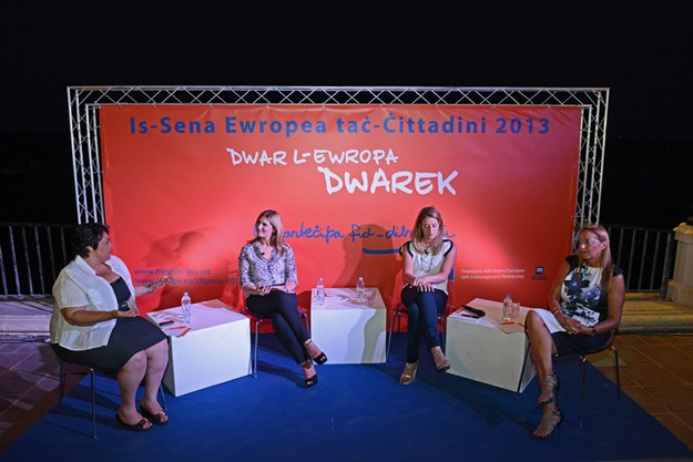 Citizens' Dialogue in Gozo: 'Europe that I would like to live in'