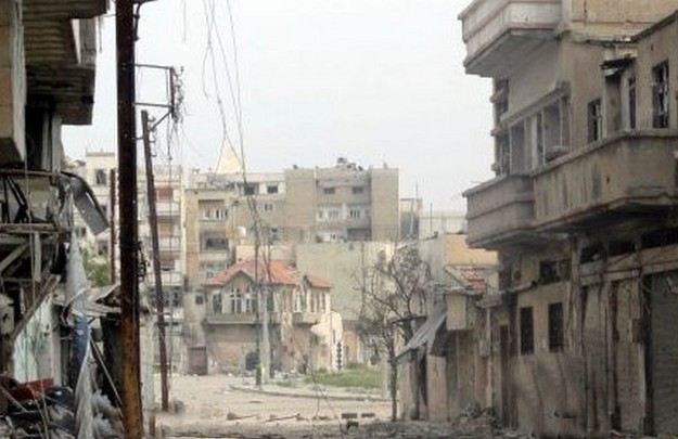 Government condemns chemical weapon attack in Syria