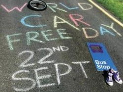 Car Free Day to be held in Malta & Gozo on September 22nd