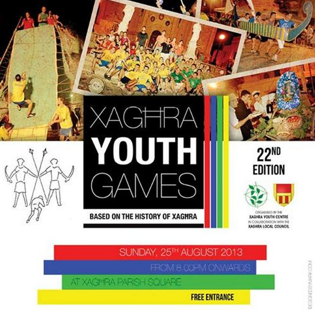 Xaghra Youth Games - Based on Malta's history and folklore