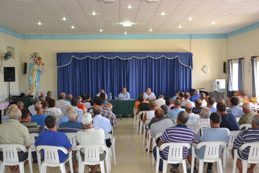 Producers' Organisations of Tomatoes for Processing AGM