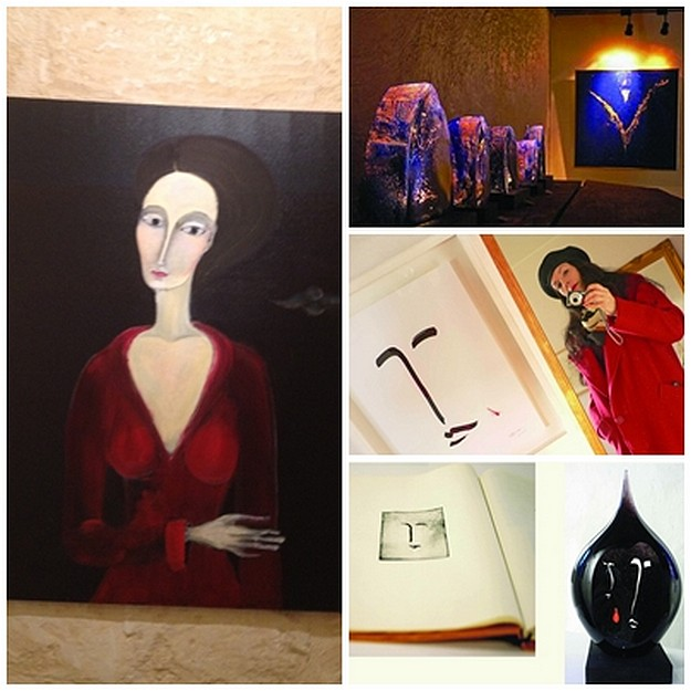'Angels & Expressions' art exhibition in aid of Gozo SPCA