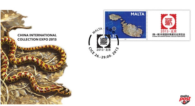MaltaPost to participate in China's largest philately exhibition